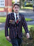 ANZAC Serevice. Kings College, Auckland, Sunday 25 April 2021. Photo: Simon Watts/www.bwmedia.co.nz