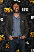 """LOS ANGELES, CA - JANUARY 07: Matt Piedmont arriving at the Los Angeles Screening Of IFC's """"The Spoils Of Babylon"""" held at the Directors Guild Of America on January 7, 2014 in Los Angeles, California. (Photo by Xavier Collin/Celebrity Monitor)"""