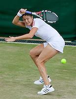 27-6-09, England, London, Wimbledon, Dinara Safina