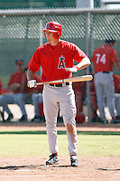 Clay Fuller - Los Angeles Angels, 2009 Instructional League.Photo by:  Bill Mitchell/Four Seam Images..