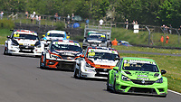 2021 TCR UK. Round 2 at Castle Coombe.