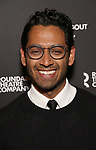 """Raji Ahsan attends the Roundabout Theatre Company One-Night Only Benefit Reading Cast Reception for """"Twentieth Century"""" at Studio 54 on April 29, 2019 in New York City."""