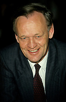 Montreal (Qc) CANADA - File photo taken between 1983 and 1999  - Jean Chretien