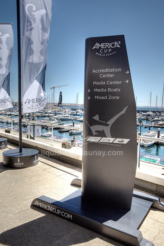America's Cup World Series, Cascais Portugal.