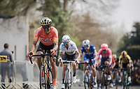 Greg Van Avermaet (BEL/CCC)` up the Kruisberg<br /> <br /> 103rd Ronde van Vlaanderen 2019<br /> One day race from Antwerp to Oudenaarde (BEL/270km)<br /> <br /> ©kramon