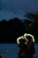 XI Jogos dos Povos Indígenas -  <br /> O evento, que acontece entre os dias 5 e 12 de novembro, tem como sede o município tocantinense de Porto Nacional, que fica a cerca de 60km da capital, Palmas. São sete dias de competições e apresentações culturais, com a participação de cerca de 1.300 indígenas, de aproximadamente 35 etnias, vindas de todas as regiões do país. São esperados ainda líderes e observadores indígenas de outros países (Argentina, Austrália, Bolívia, Canadá, Equador, EUA, Guiana Francesa, Peru e Venezuela). <br /> Foto Paulo Santos<br /> 08/11/2011<br /> Ilha de Porto Real, Porto Nacional, Brasil