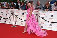 Zoe Hardman<br /> arriving for the National Television Awards 2021, O2 Arena, London<br /> <br /> ©Ash Knotek  D3572  09/09/2021