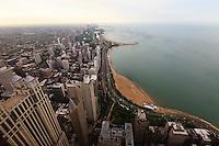 Usa, illinois,chicago, John hancok center