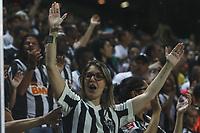 BELO HORIZONTE,MG, 17.11.2018 - ATLETICO-BAHIA- Torcida do Atlético Mineiro durante partida contra o Bahia em jogo válido pela trigésima quinta rodada do Campeonato Brasileiro 2018,  na Arena Independência, em Belo Horizonte, neste sábado, 17. (Foto: Doug Patricio/Brazil Photo Press)
