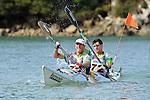 NELSON, NEW ZEALAND - APRIL 7: 2016 GODZone C5 Adventure Race. Kaiteriteri Beach, Motueka, Nelson. April 7, 2016. New Zealand. (Photo by: Barry Whitnall/Shuttersport Limited)