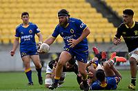 20201010 Mitre 10 Cup - Wellington v Otago