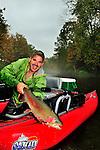 FALL FLY FISHING BRAD BERLIN OUTCAST BOAT
