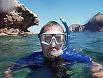 Gulf of California, Baja CA Sur (Los Islotes)