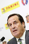 Lluis Torrent, CEO of Panini Spain during trade event during Spanish national football team staff. March 21,2016. (ALTERPHOTOS/Acero)