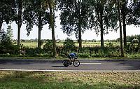 Elena Pirrone (ITA/Valcar)<br /> <br /> Women Elite Individual Time Trial from Knokke-Heist to Bruges (30.3 km)<br /> <br /> UCI Road World Championships - Flanders Belgium 2021<br /> <br /> ©kramon