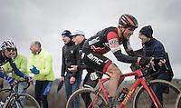 Greg Van Avermaet (BEL/BMC)<br /> <br /> 11th Strade Bianche 2017