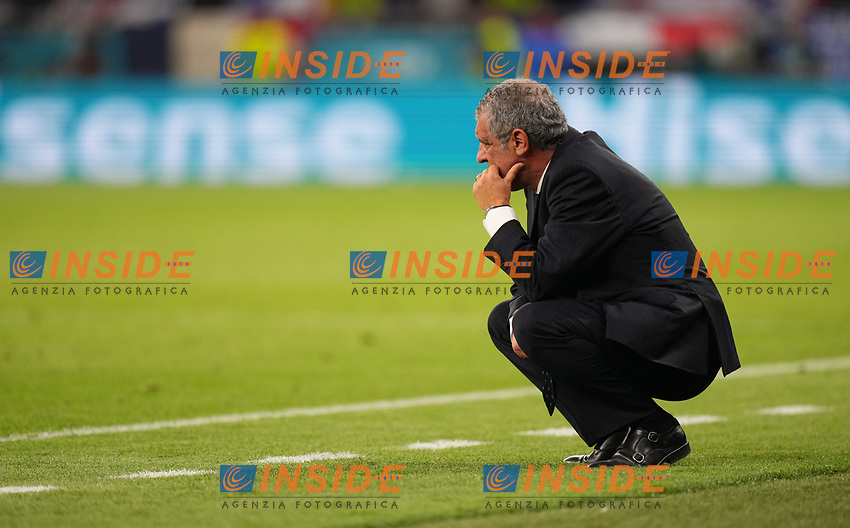 BUDAPEST, HUNGARY - JUNE 23:  during the UEFA Euro 2020 Championship Group F match between Portugal and France at Puskas Arena on June 23, 2021 in Budapest, Hungary. (Photo by Angel Martinez - UEFA/UEFA via Getty Images)<br /> Photo Uefa/Insidefoto ITA ONLY