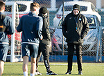 St Johnstone Training…08.12.17<br />Manager Tommy Wright pictured at McDiarmid Park today during training ahead of tomorrow's game at Hamilton<br />Picture by Graeme Hart.<br />Copyright Perthshire Picture Agency<br />Tel: 01738 623350  Mobile: 07990 594431