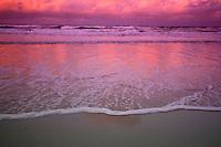Pottsville Beach Sunset