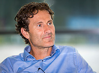 Amstelveen, Netherlands, 29 September, 2020, National Tennis Center, NTC, KNLTB Managing board, Technical Director and Commercial Director Jacco Elting.<br /> Photo: Henk Koster/tennisimages.com