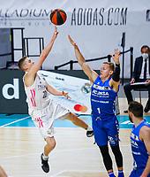 2021.04.04 ACB Real Madrid Baloncesto VS Gipuzkoa Basket
