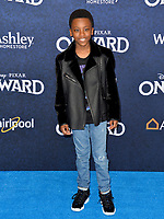 "LOS ANGELES, CA: 18, 2020: Ramon Reed at the world premiere of ""Onward"" at the El Capitan Theatre.<br /> Picture: Paul Smith/Featureflash"