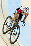 Yeung Cho Yiu of the SCAA competes in Women Junior - Sprint Final during the Hong Kong Track Cycling National Championship 2017 on 25 March 2017 at Hong Kong Velodrome, in Hong Kong, China. Photo by Chris Wong / Power Sport Images