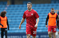 Tommy Rowe of Bristol City warming up during Millwall vs Bristol City, Sky Bet EFL Championship Football at The Den on 1st May 2021