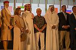MEYDAN,DUBAI-MARCH 23: Dubai World Cup Post Position Draw at Meydan Theater on March 23,2016 in Meydan,Dubai (Photo by Kaz Ishida)