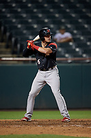 Richmond Flying Squirrels Ryan Howard (6) at bat during an Eastern League game against the Bowie Baysox on August 15, 2019 at Prince George's Stadium in Bowie, Maryland.  Bowie defeated Richmond 4-3.  (Mike Janes/Four Seam Images)