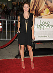 Sasha Alexander at The Universal Pictures World Premiere of Love Happens held at The Mann's Village Theatre in Westwood, California on September 15,2009                                                                   Copyright 2009 DVS / RockinExposures