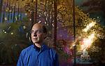 Florida State University professor Alfred Mele in Dodd Hall on the FSU campus February 23, 2010.