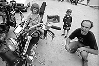 "- gathering of ""bikers"" motorcyclists<br /> <br /> - raduno di motociclisti ""bikers"""