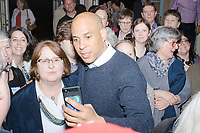 Cory Booker - House Party - Amherst, NH - 6 Apr 2019