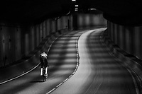 Johan Knotten (NOR)<br /> <br /> Men Under-23 Individual Time Trial<br /> <br /> UCI 2017 Road World Championships - Bergen/Norway