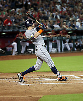 Josh Reddick - 2018 Houston Astros (Bill Mitchell)