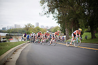 The Dutch Team controlling the front<br /> <br /> Elite Men Road Race<br /> UCI Road World Championships Richmond 2015 / USA
