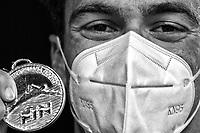 PALTRINIERI Gregorio Italian Champion<br /> 1500m Freestyle Women<br /> Roma 12/08/2020 Foro Italico <br /> FIN 57 Trofeo Sette Colli 2020 Internazionali d'Italia<br /> Photo Andrea Staccioli/DBM/Insidefoto