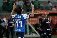 SÃO PAULO, SP 12.03.2019: PALMEIRAS-MELGAR - Ricardo Goulart comemora gol. Palmeiras e Melgar-PER, em jogo válido pela segunda rodada da Libertadores, no Allianz Parque, zona oeste da capital. (Foto: Ale Frata/Codigo19)