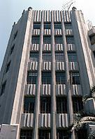 Movie Theatre: Los Angeles, Fox Wilshire, 1929. Zigzag Moderne facade. S. Charles Lee, Arch. Photo '82.