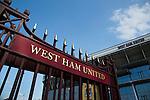 West Ham United v Crystal Palace 02/04/2016