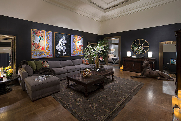 Columbus Museum of Art 2017 Decorator's Show House | Danny Russo