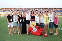 Washington Freedom alumni.   FC Gold Pride defeated Washington Freedom 4-3, Saturday July 24, 2010