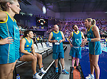 2016 Fast 5 Netball World Series<br /> <br /> Celebrity Match<br /> <br /> Photo: Grant Treeby