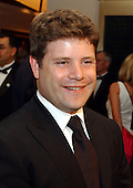 Washington, DC - May 1, 2004 -- Sean Astin arrives for the 2004 White House Correspondents Association Dinner in Washington, D.C. on May 1, 2004..Credit: Ron Sachs / CNP.(RESTRICTION: No New York Metro or other Newspapers within a 75 mile radius of New York City)