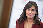 Elena Sanchez Sanchez attends public reading finalists of the 25 Jose Forque Film Awards<br /> Madrid, Spain. <br /> November 21, 2019. <br /> (ALTERPHOTOS/David Jar)
