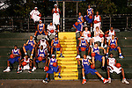Pictured Top to Bottom (L to R) on September 1, 2006 at Rucker Park in New York, New York - Top row: Brandon Jennings, Donte Greene, Nolan Smith, DeAndre Jordan, Dexter Strickland; Second Row: Gary Johnson, Chris Allen, Kevin Love, Kyle Singler, Corey Stokes; Third Row: Michael Beasley, J.J. Hickson, Austin Freeman, Devin Ebanks, Jerryd Bayless; Fourth Row: Tyreke Evans, Erving Walker, Lance Stephenson, Cole Aldrich; Front Row: Senario Hillman, Anthony Randolph, Rick Jackon.  The players were in town for the Elite 24 Hoops Classic, which brought together the top 24 high school basketball players in the country regardless of class or sneaker affiliation.