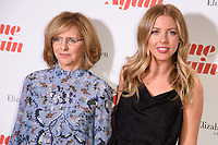 """producer, Nancy Myers and director, Hallie Myers-Shyer<br /> arriving for a special screening of """"Home Again"""" at the Washington Hotel, London<br /> <br /> <br /> ©Ash Knotek  D3313  21/09/2017"""