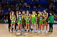 Pulse Team, ANZ Premiership Netball - Te Wānanga o Raukawa Pulse v Southern Steel at Te Rauparaha Arena, Porirua, New Zealand on Sunday 16 May 2021.<br /> Photo by Masanori Udagawa. <br /> www.photowellington.photoshelter.com