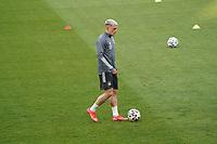 Philipp Max (Deutschland Germany) - 24.03.2021: Abschlusstraining der Deutschen Nationalmannschaft vor dem WM-Qualifikationsspiel gegen Island, Schauinsland Arena Duisburg